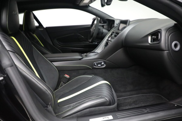 Used 2019 Aston Martin DB11 AMR for sale Call for price at Bentley Greenwich in Greenwich CT 06830 26
