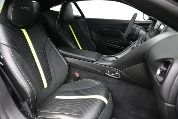 Used 2019 Aston Martin DB11 AMR for sale Call for price at Bentley Greenwich in Greenwich CT 06830 27