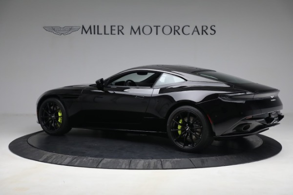 Used 2019 Aston Martin DB11 AMR for sale Call for price at Bentley Greenwich in Greenwich CT 06830 3