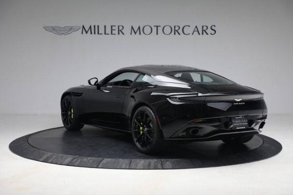 Used 2019 Aston Martin DB11 AMR for sale Call for price at Bentley Greenwich in Greenwich CT 06830 4