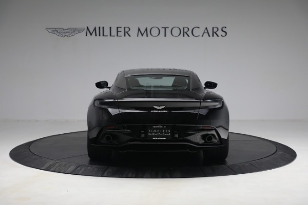 Used 2019 Aston Martin DB11 AMR for sale Call for price at Bentley Greenwich in Greenwich CT 06830 5