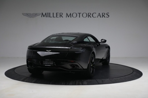 Used 2019 Aston Martin DB11 AMR for sale Call for price at Bentley Greenwich in Greenwich CT 06830 6