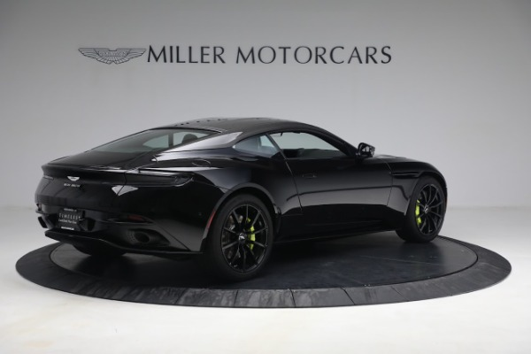 Used 2019 Aston Martin DB11 AMR for sale Call for price at Bentley Greenwich in Greenwich CT 06830 7