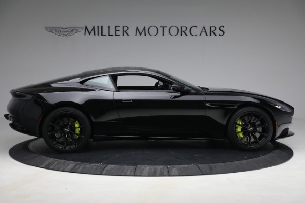 Used 2019 Aston Martin DB11 AMR for sale Call for price at Bentley Greenwich in Greenwich CT 06830 8