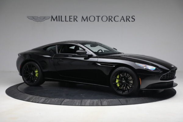 Used 2019 Aston Martin DB11 AMR for sale Call for price at Bentley Greenwich in Greenwich CT 06830 9