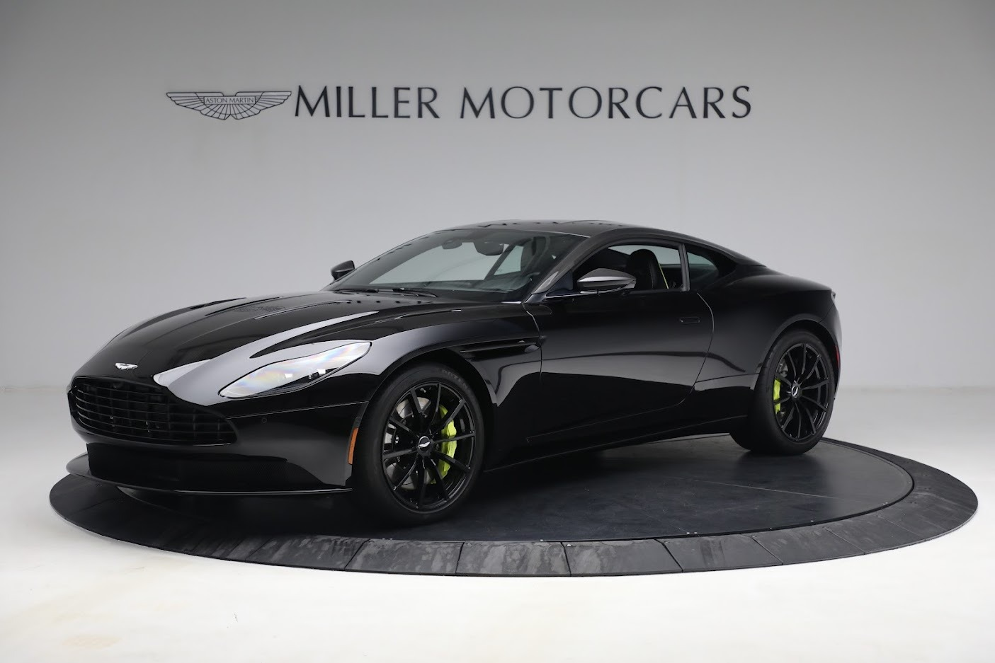 Used 2019 Aston Martin DB11 AMR for sale Call for price at Bentley Greenwich in Greenwich CT 06830 1