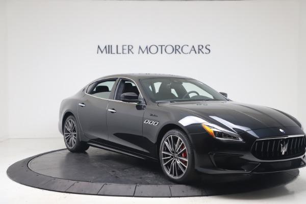 New 2022 Maserati Quattroporte Modena Q4 for sale $128,775 at Bentley Greenwich in Greenwich CT 06830 10
