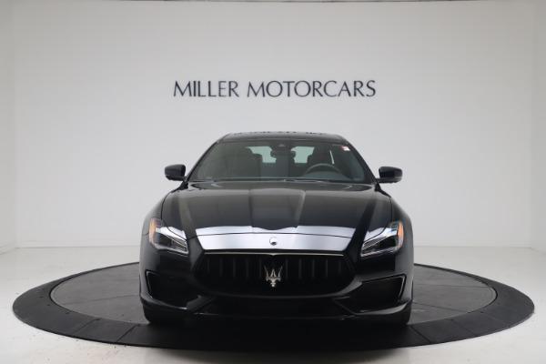 New 2022 Maserati Quattroporte Modena Q4 for sale $128,775 at Bentley Greenwich in Greenwich CT 06830 11