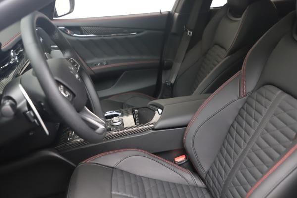 New 2022 Maserati Quattroporte Modena Q4 for sale $128,775 at Bentley Greenwich in Greenwich CT 06830 13