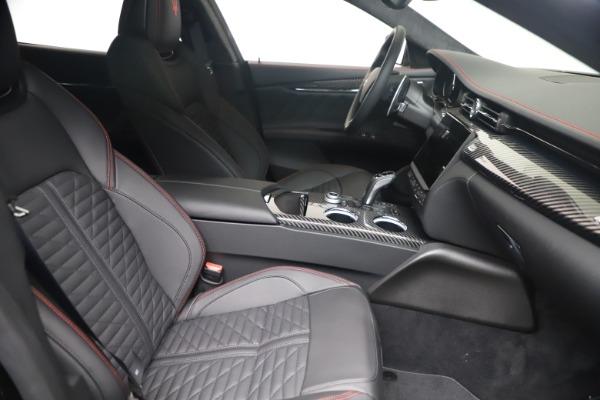 New 2022 Maserati Quattroporte Modena Q4 for sale $128,775 at Bentley Greenwich in Greenwich CT 06830 18