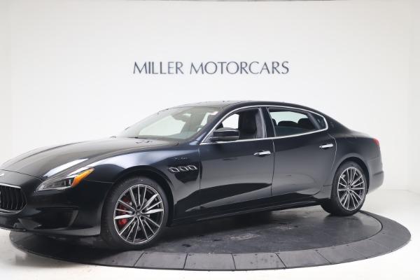 New 2022 Maserati Quattroporte Modena Q4 for sale $128,775 at Bentley Greenwich in Greenwich CT 06830 2