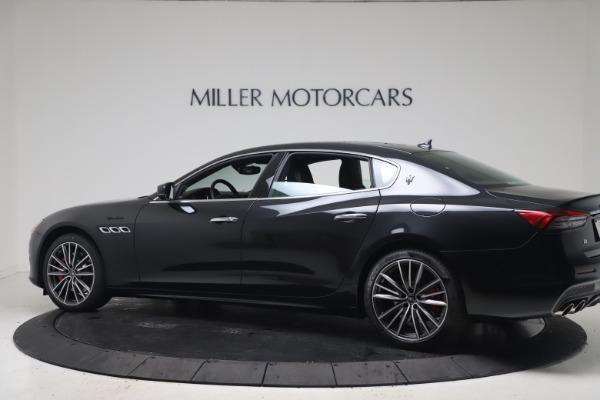 New 2022 Maserati Quattroporte Modena Q4 for sale $128,775 at Bentley Greenwich in Greenwich CT 06830 4