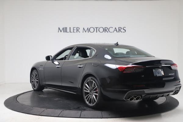 New 2022 Maserati Quattroporte Modena Q4 for sale $128,775 at Bentley Greenwich in Greenwich CT 06830 5
