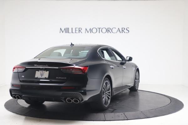 New 2022 Maserati Quattroporte Modena Q4 for sale $128,775 at Bentley Greenwich in Greenwich CT 06830 7