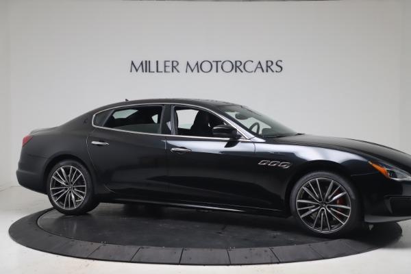 New 2022 Maserati Quattroporte Modena Q4 for sale $128,775 at Bentley Greenwich in Greenwich CT 06830 9