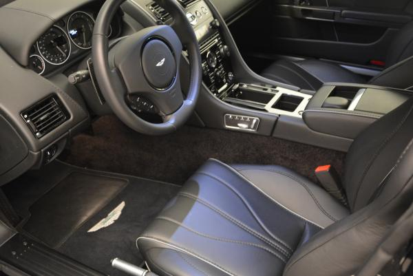 Used 2015 Aston Martin DB9 Carbon Edition for sale Sold at Bentley Greenwich in Greenwich CT 06830 13