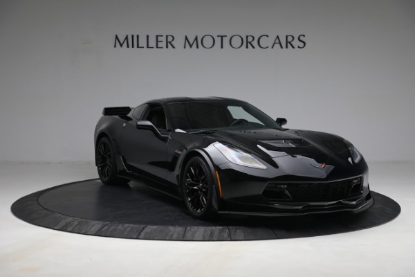 Used 2016 Chevrolet Corvette Z06 for sale $85,900 at Bentley Greenwich in Greenwich CT 06830 10