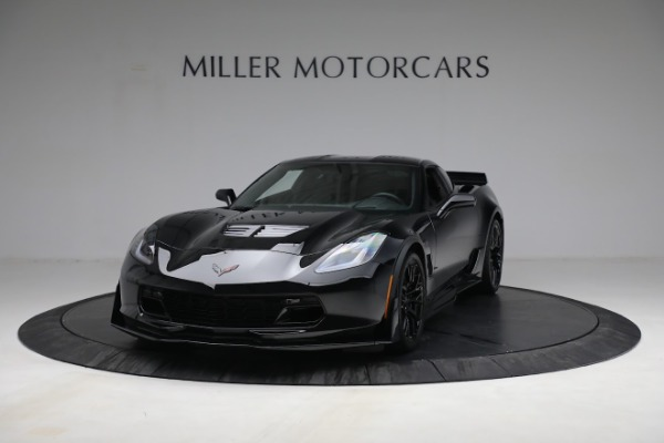 Used 2016 Chevrolet Corvette Z06 for sale $85,900 at Bentley Greenwich in Greenwich CT 06830 12