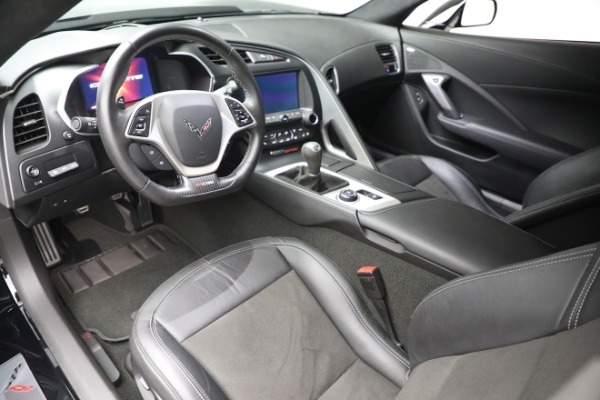 Used 2016 Chevrolet Corvette Z06 for sale $85,900 at Bentley Greenwich in Greenwich CT 06830 13