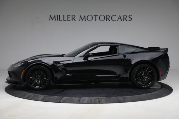 Used 2016 Chevrolet Corvette Z06 for sale $85,900 at Bentley Greenwich in Greenwich CT 06830 2