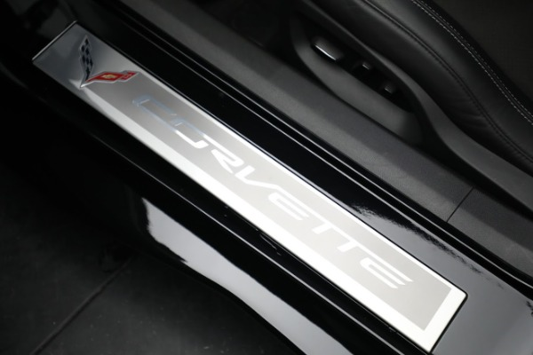 Used 2016 Chevrolet Corvette Z06 for sale $85,900 at Bentley Greenwich in Greenwich CT 06830 21