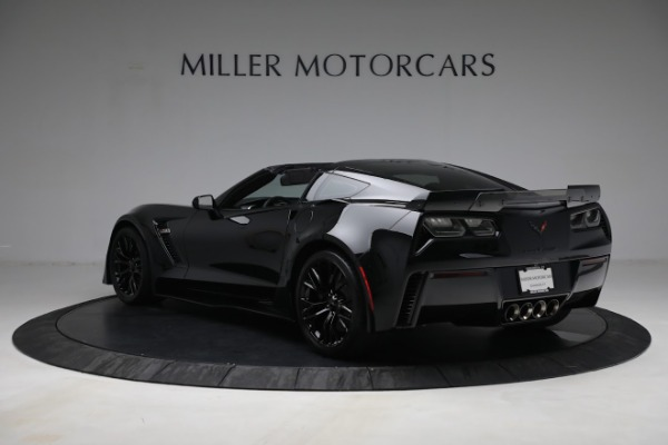 Used 2016 Chevrolet Corvette Z06 for sale $85,900 at Bentley Greenwich in Greenwich CT 06830 28