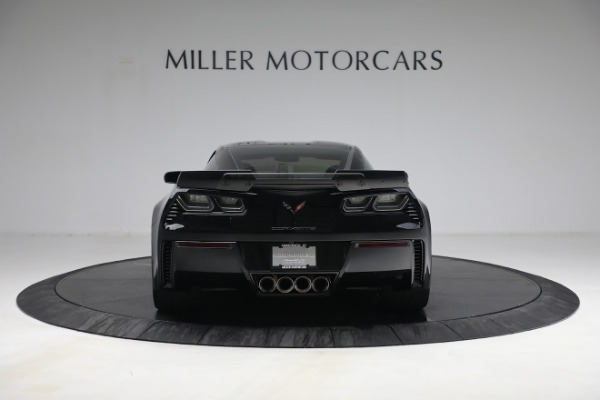 Used 2016 Chevrolet Corvette Z06 for sale $85,900 at Bentley Greenwich in Greenwich CT 06830 5