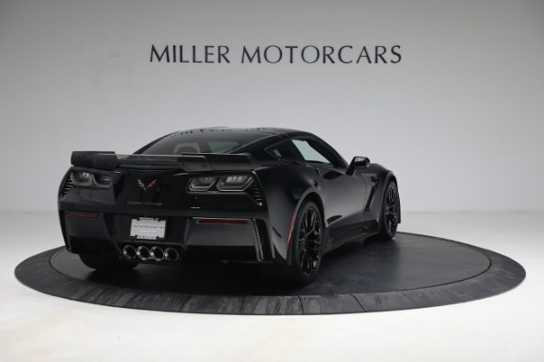 Used 2016 Chevrolet Corvette Z06 for sale $85,900 at Bentley Greenwich in Greenwich CT 06830 6