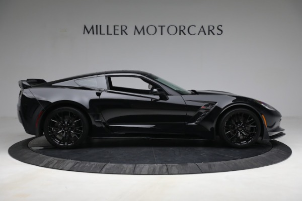 Used 2016 Chevrolet Corvette Z06 for sale $85,900 at Bentley Greenwich in Greenwich CT 06830 8