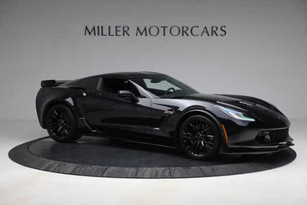 Used 2016 Chevrolet Corvette Z06 for sale $85,900 at Bentley Greenwich in Greenwich CT 06830 9