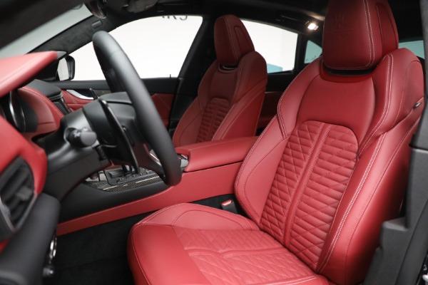New 2022 Maserati Levante Trofeo for sale $155,045 at Bentley Greenwich in Greenwich CT 06830 15