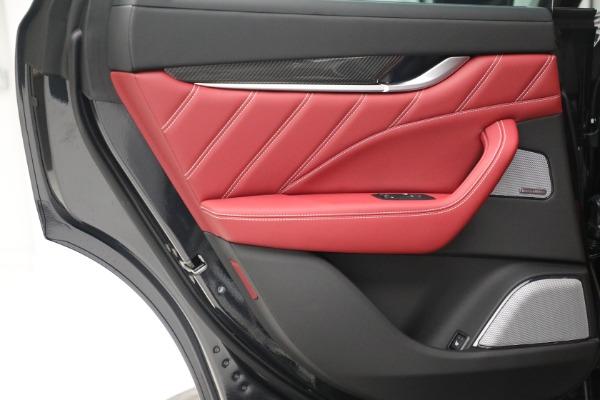 New 2022 Maserati Levante Trofeo for sale $155,045 at Bentley Greenwich in Greenwich CT 06830 25