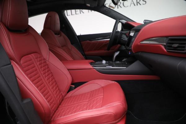 New 2022 Maserati Levante Trofeo for sale $155,045 at Bentley Greenwich in Greenwich CT 06830 27