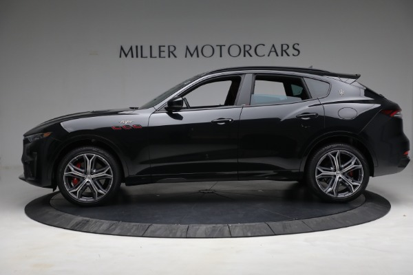 New 2022 Maserati Levante Trofeo for sale $155,045 at Bentley Greenwich in Greenwich CT 06830 3