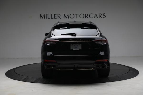 New 2022 Maserati Levante Trofeo for sale $155,045 at Bentley Greenwich in Greenwich CT 06830 6