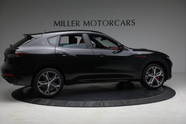 New 2022 Maserati Levante Trofeo for sale $155,045 at Bentley Greenwich in Greenwich CT 06830 8