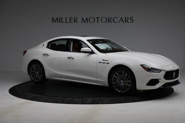 New 2022 Maserati Ghibli Modena Q4 for sale $86,645 at Bentley Greenwich in Greenwich CT 06830 10