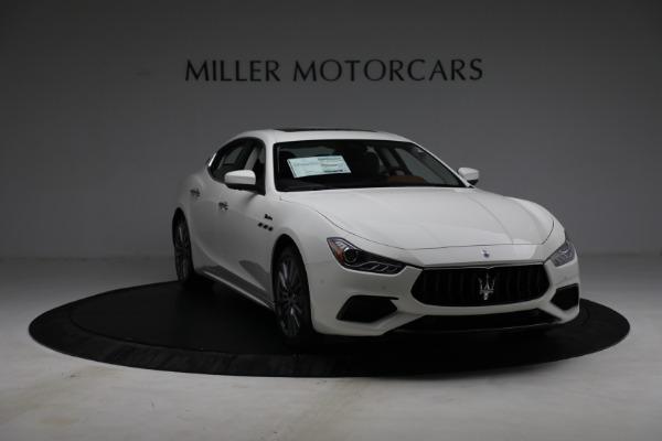 New 2022 Maserati Ghibli Modena Q4 for sale $86,645 at Bentley Greenwich in Greenwich CT 06830 11