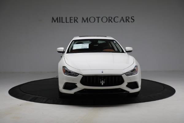 New 2022 Maserati Ghibli Modena Q4 for sale $86,645 at Bentley Greenwich in Greenwich CT 06830 12