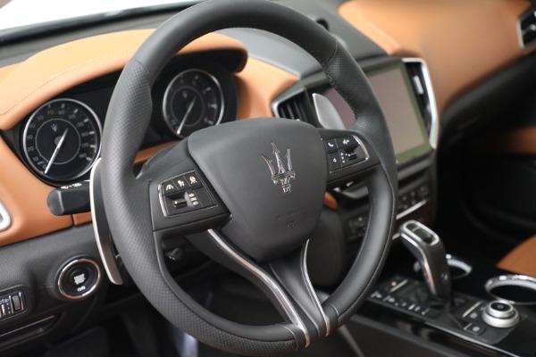 New 2022 Maserati Ghibli Modena Q4 for sale $86,645 at Bentley Greenwich in Greenwich CT 06830 17