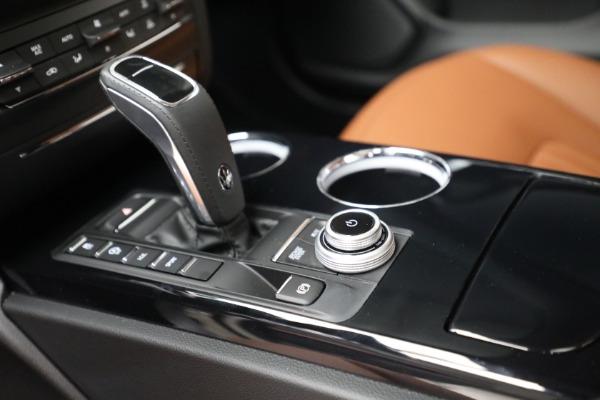 New 2022 Maserati Ghibli Modena Q4 for sale $86,645 at Bentley Greenwich in Greenwich CT 06830 18