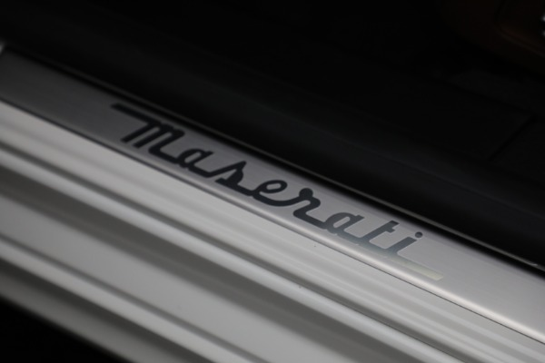 New 2022 Maserati Ghibli Modena Q4 for sale $86,645 at Bentley Greenwich in Greenwich CT 06830 19