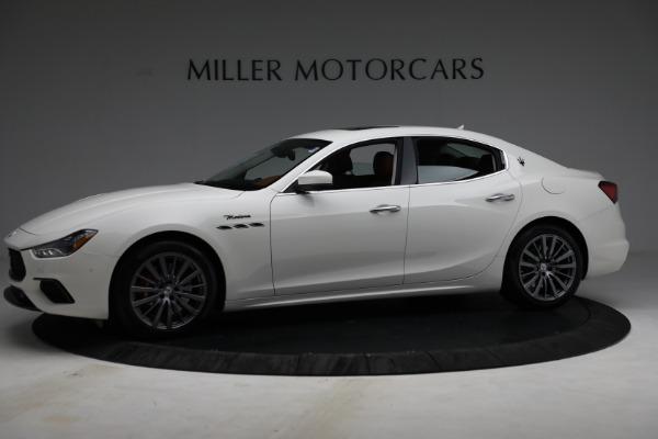 New 2022 Maserati Ghibli Modena Q4 for sale $86,645 at Bentley Greenwich in Greenwich CT 06830 2