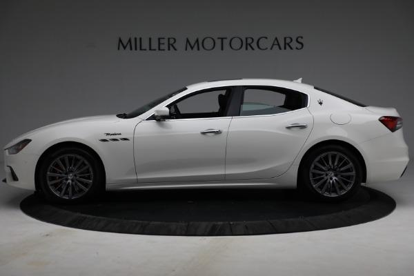New 2022 Maserati Ghibli Modena Q4 for sale $86,645 at Bentley Greenwich in Greenwich CT 06830 3