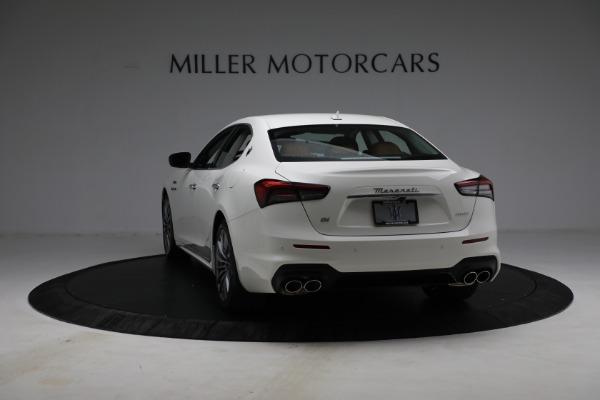 New 2022 Maserati Ghibli Modena Q4 for sale $86,645 at Bentley Greenwich in Greenwich CT 06830 5