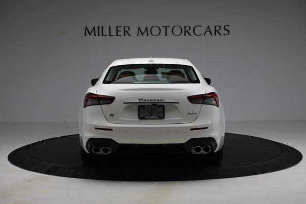 New 2022 Maserati Ghibli Modena Q4 for sale $86,645 at Bentley Greenwich in Greenwich CT 06830 6