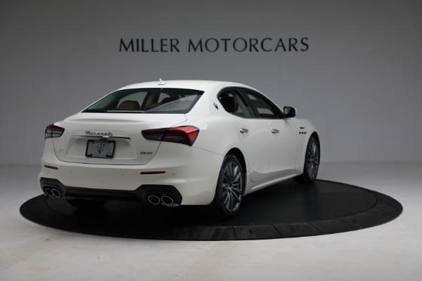 New 2022 Maserati Ghibli Modena Q4 for sale $86,645 at Bentley Greenwich in Greenwich CT 06830 7