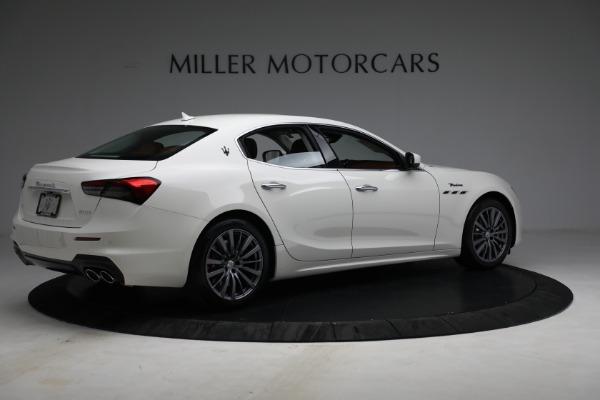 New 2022 Maserati Ghibli Modena Q4 for sale $86,645 at Bentley Greenwich in Greenwich CT 06830 8