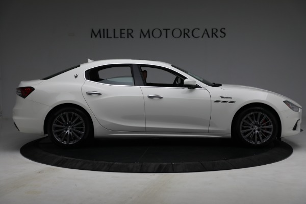 New 2022 Maserati Ghibli Modena Q4 for sale $86,645 at Bentley Greenwich in Greenwich CT 06830 9