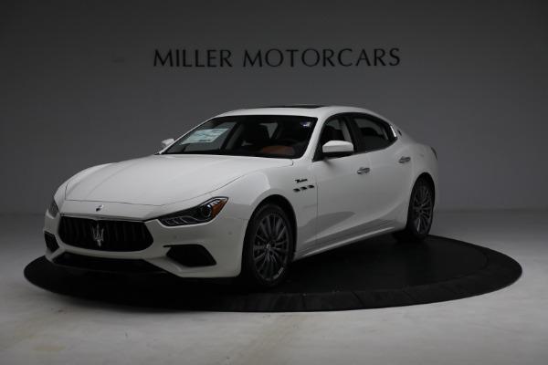 New 2022 Maserati Quattroporte Modena Q4 | Greenwich, CT